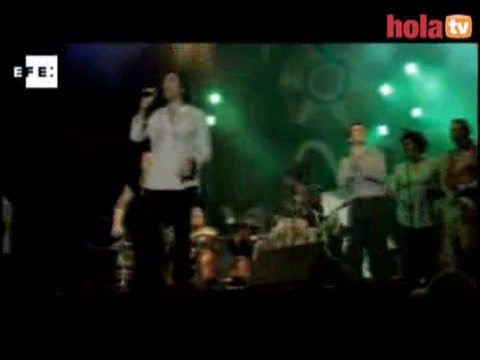 Antonio Carmona conquista Dakar con su música