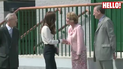 Kate visits her late grandmother\'s place of work during solo visit to Bletchley Park
