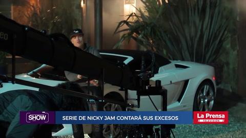 Show, resumen del 4 7 2018. Serie de Nicky Jam contará sus excesos