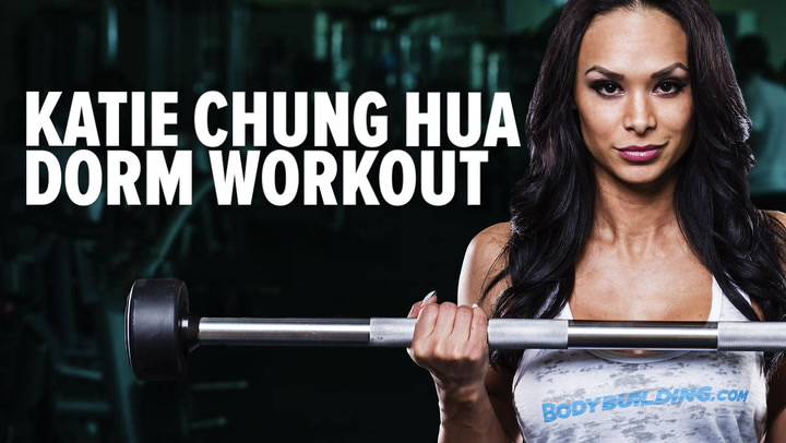 Katie Chung Hua Dorm Workout: Upper Body