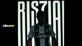 ¡Simplemente espectacular! Con este video presentó la Juventus a Cristiano Ronaldo