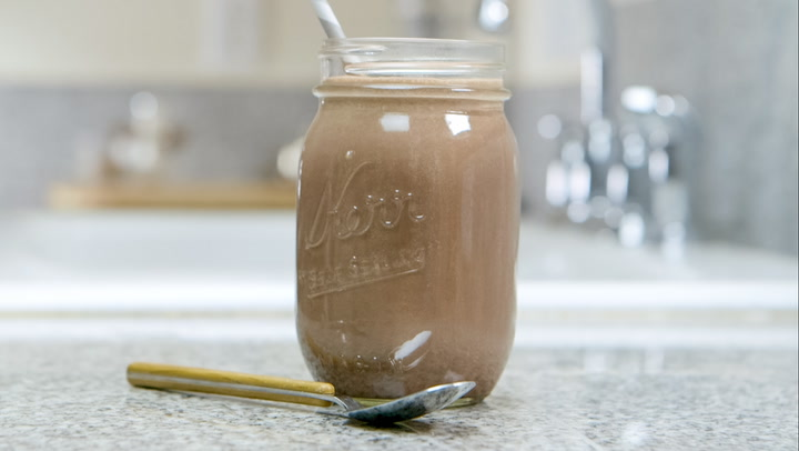 Peanut Butter Cup Protein Shake | Quick Recipes