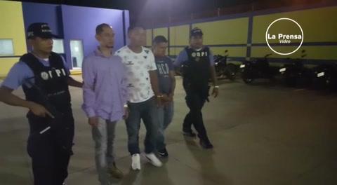 Policía captura y desarticula banda delictiva de taxista ''El Sami''