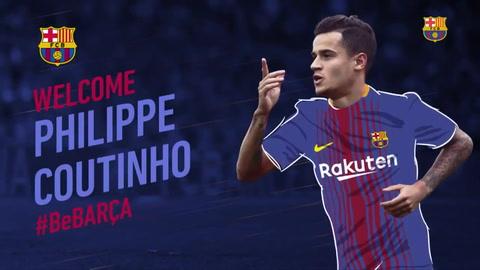 Barcelona ficha a Coutinho, tercer traspaso más caro del fútbol