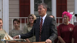 Leon County recognizes FSU student-veteran initiatives