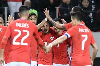 El Chile de Rueda se estrena con un triunfo ilusionante contra Suecia