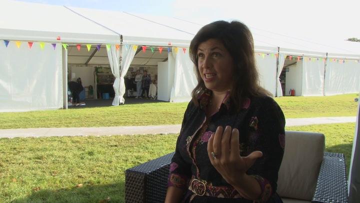 Kirstie Allsopp Talks Hyperemesis Gravidarum