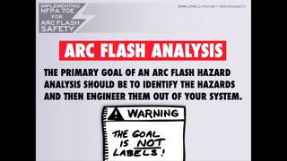 Arc Flash NFPA 70E Presentation – Part 4