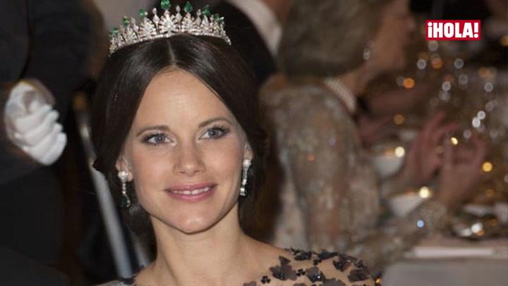 Sofia de Suecia, la modelo que se convirtió en princesa