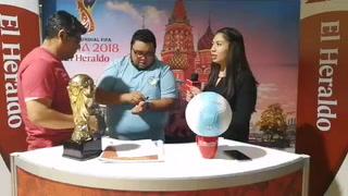 ZONA RUSA correspondiente al 23 de mayo de 2018