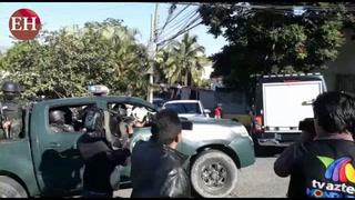Capturan expresidente del Colegio de Abogados de Honduras