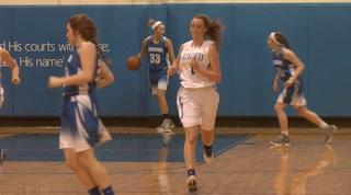 Auburn vs. Lutheran Girls Basketball