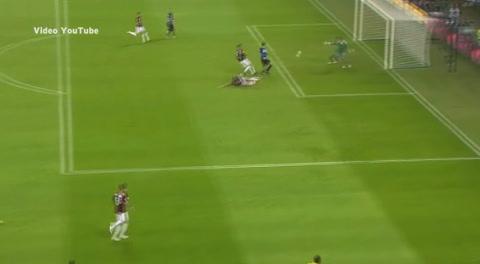 Inter 3 - 2 Milan (Serie A Italia)