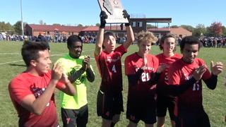 Springfield High vs Rochester Regional Soccer