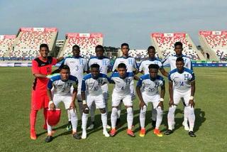 Honduras empata 1-1 ante Colombia en su segundo partido en los Juegos de Barranquilla 2018