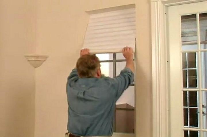 How To Use Temporary Paper Window Shades Ron Hazelton