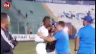 Kevin Álvarez retó a Osman Madrid que lo sacará del equipo