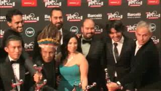 'El abrazo de la serpiente' arrasa en los Premios Platino
