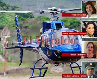 Fallece Hilda Hernández, hermana del Presidente Juan Orlando en accidente aéreo