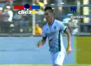 ¡GOOL DE PLATENSE! Fabián Castillo al minuto 87 anota el 2-3 ante Motagua
