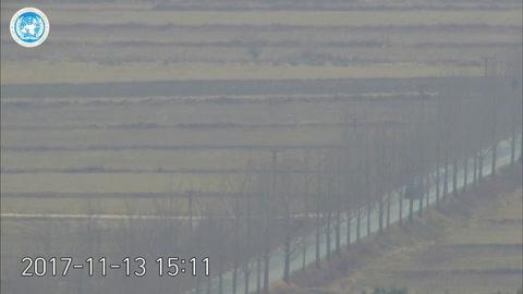 Corea del Norte  vulneró el alto el fuego en la deserción del soldado norcoreano