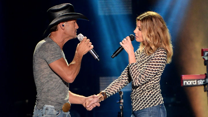 Tim McGraw and Faith Hill Are Splitting Up ... Their Tennessee Property