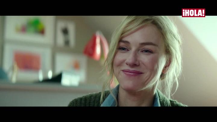 Los trucos de Naomi Watts para dar las buenas noches a sus hijos desde la distancia