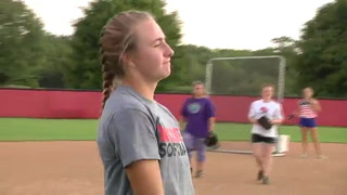 Softball stud Izzy Erickson comes back stronger after injury