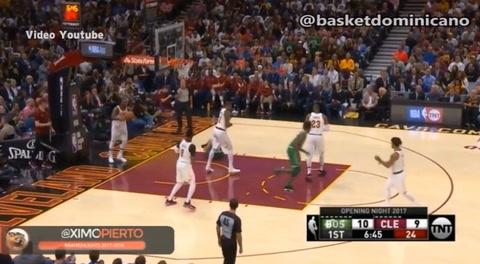 La escalofriante lesión que enmudeció a la NBA
