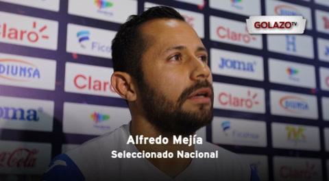 Alfredo Mejía: ''El camino es duro, pero siempre nos toca así''