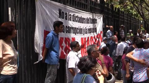Oposición venezolana se reúne en rechazo a comicios anticipados