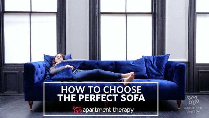 How Do I Choose The Perfect Sofa?