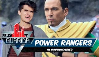 La Guarida: Las 10 curiosidades sobre los 'Power Rangers'