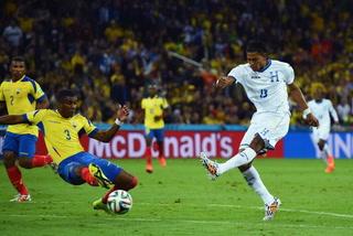 Se cumplen cuatro años del gol histórico de Carlo Costly en una Copa del Mundo