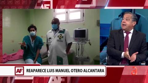 Lo que hay detrás del video de Luis Manuel Otero Alcántar junto a un médico en el Hospital Calixto García