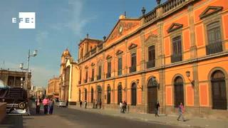 San Luis Potosí despliega su pasado colonial
