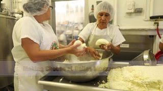 Making Cheese at Dallas Mozzarella Co.