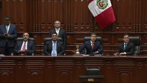 Congreso peruano acepta renuncia de Pedro Pablo Kuczynski
