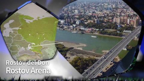 Estadio Rostov Arena Rusia 2018
