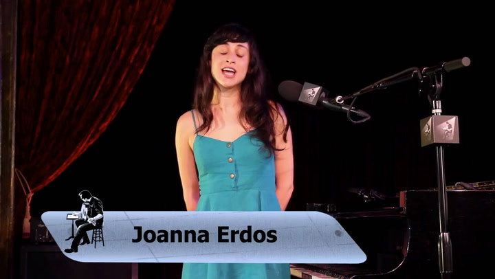 Joanna Erdos performs Oh Star on The Jimmy Lloyd Songwriter Showcase