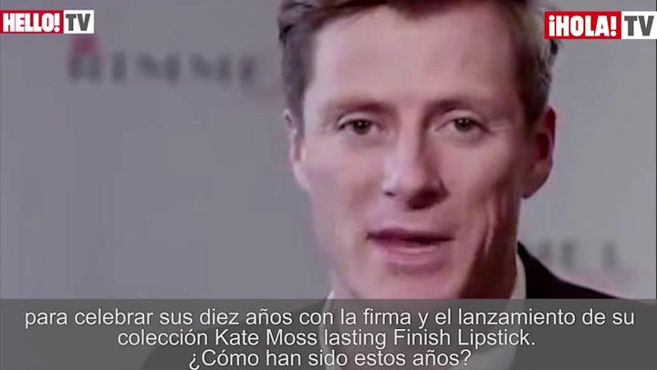 Kate Moss: \'Con la moda y el maquillaje hay que probar y ver con qué te sientes más cómoda\'