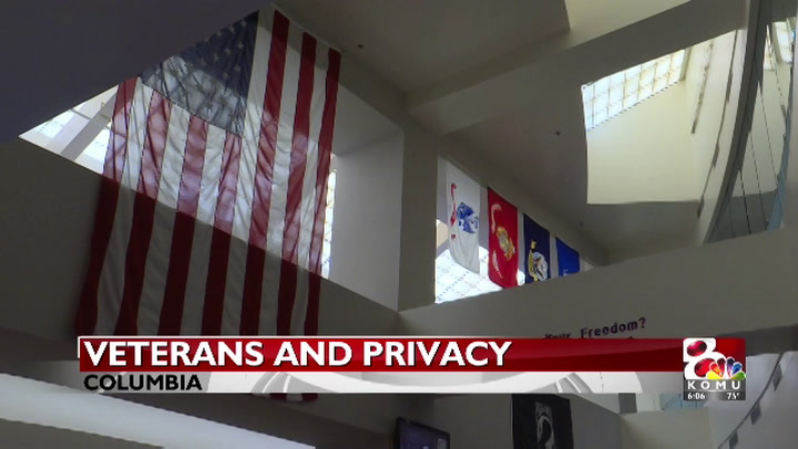 Privacy for veterans