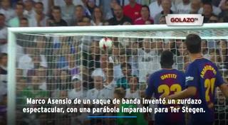 El Real Madrid borra al Barcelona y se consagra supercampeón de España