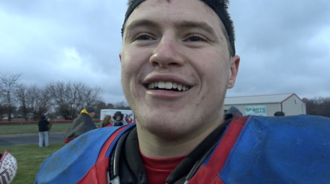 Plains Players React To Semifinal Win
