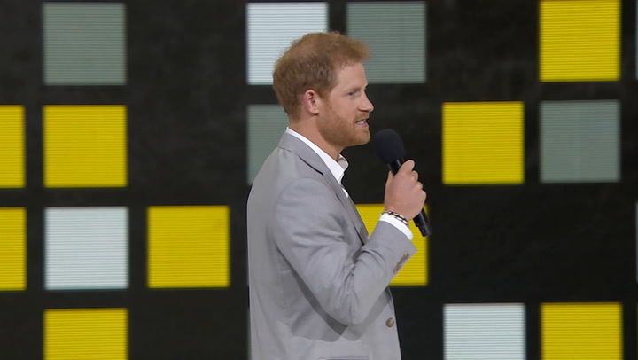 Prince Harry\'s Speech at the closing ceremony of the 2017 Invictus Games