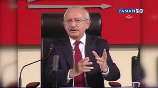 Kılıçdaroğlu: Sınırdan TIR'larla geçirilen silahlar nereye gitti, cevabını bekliyoruz