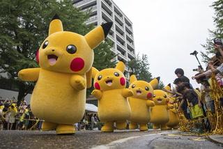 Celebran un año de la fiebre Pokémon Go