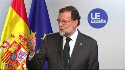 Rajoy: se ha llegado a una