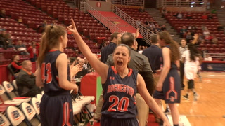 Rochester vs. Chicago Marshall Girls 3A State Semifinal
