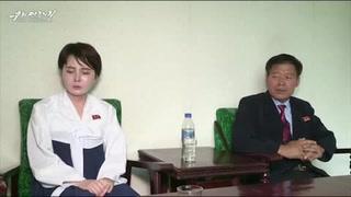 Desertora norcoreana vuelve a su país en extrañas circunstancias